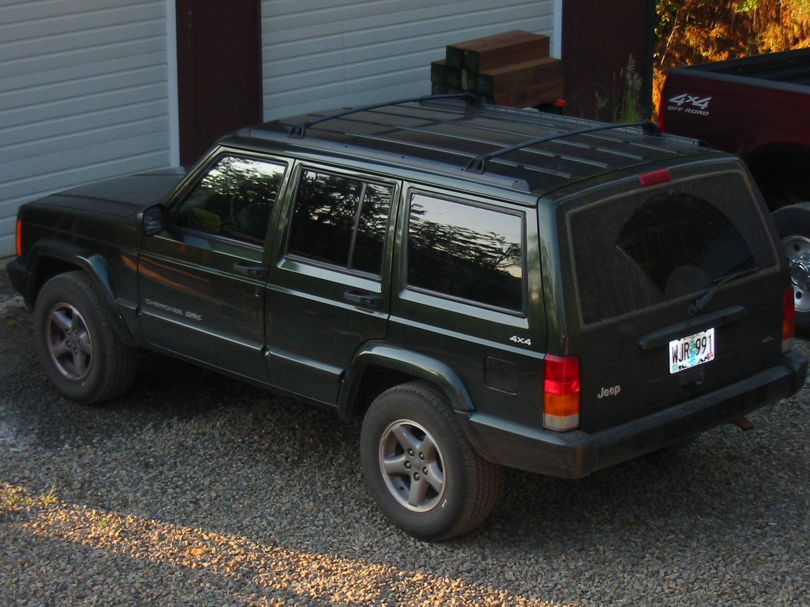 1998 jeep cherokee classic by marko